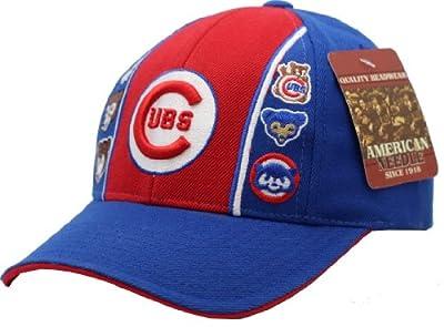 Chicago Cubs Howler Velcro Back Cap