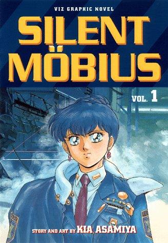 Silent Mobius (Vol 1) - Sunglasses Rac