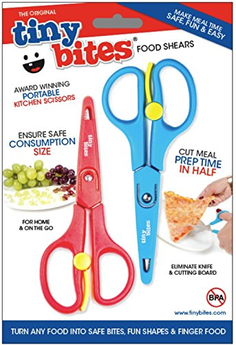 The Best Toddler Ceramic Food Scissor