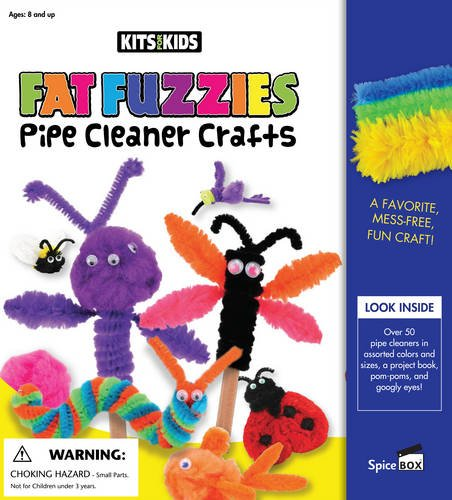 Fat Fuzzies: Pipe Cleaner Crafts (Kits for Kids)