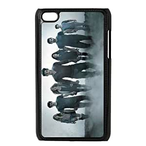 FOR IPod Touch 4th -(DXJ PHONE CASE)-TV Show Teen Wolf-PATTERN 11