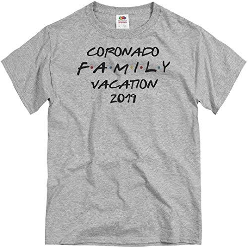 Coronado Matching Family Vacation: Unisex T-Shirt Athletic ()