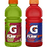 Gatorade Flow Thirst Quencher Variety Pack, 20 Ounce Bottles, 12 Count