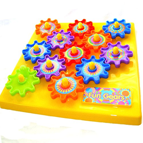 Fun Time Toys Company : Fun time with gears toy import it all