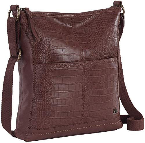 Teak The Crossbody Lucia Sak Croco xPw1q70X