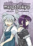 Megatokyo, Volume 3 by Fred Gallagher front cover