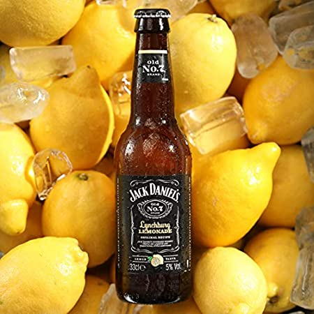 JACKDANIEL'S Lynchburg Lemonade 0,33L Botella
