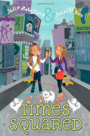 book cover of Times Squared