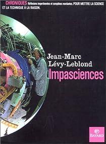 Impasciences par Lévy-Leblond