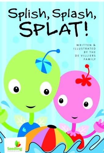 Splish, Splash, Splat! (Seedling Growing with God) ebook