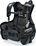 Cressi Start Pro 2.0, Black/red, M