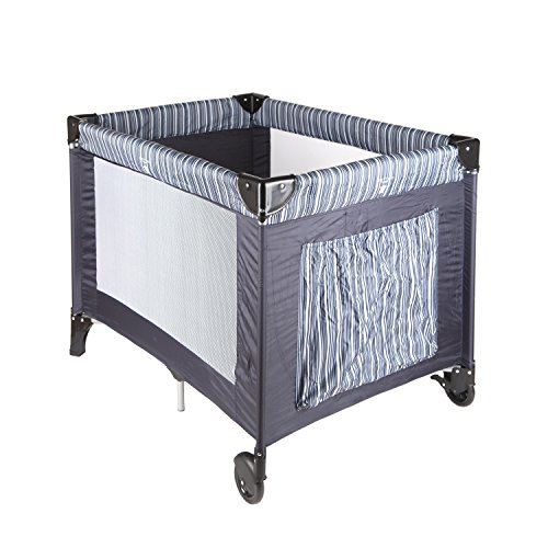 Big Oshi Hudson Playard with Carry Bag, Navy by Big Oshi