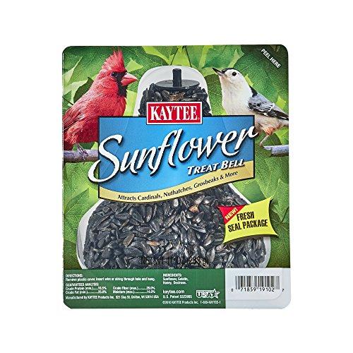 (Kaytee Sunflower Treat Bell,)