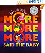 #6: More More More, Said the Baby Board Book (Caldecott Collection)