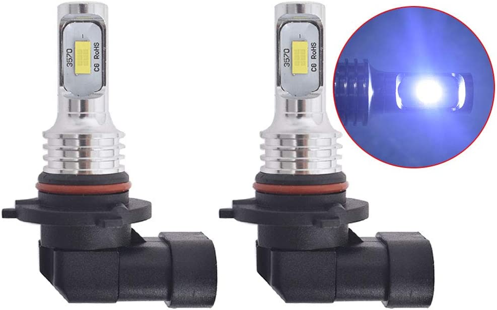9005//HB3 High Beam 9006//HB4 Low Beam LED Headlight Bulbs Kit Fit for Toyota Corolla 2001-2013