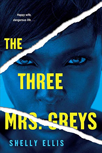 Book Cover: The Three Mrs. Greys