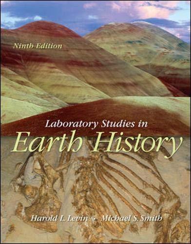 Laboratory Studies in Earth History (Laboratory Studies In Earth History 10th Edition)
