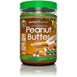 Purely Inspired Powdered Peanut Butter, High-Protein, 100% Vegan, 10.4 oz (295g), 21 Servings