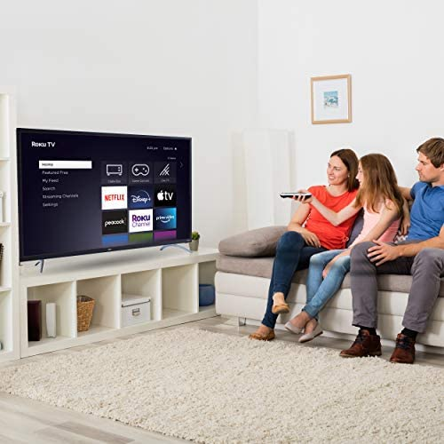 "RCA RTRU6527 65"" Class 4K UHD (2160P) Smart LED TV"