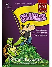 Pai rico em quadrinhos: como educar seus filhos para se tornarem ricos