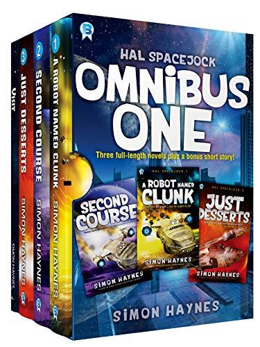 (Hal Spacejock Omnibus One: Hal Spacejock books 1-3, plus Visit)
