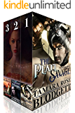 The Savage Series, Books 1-3: A Soulmate Dark Paranormal Romance