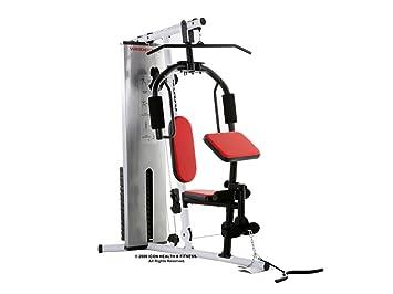 appareil musculation weider pro 4500