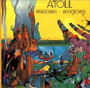 Atoll Musiciens Magiciens Japan Mini Lp Cd