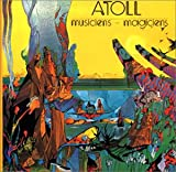 Atoll Musiciens Magiciens Japan Mini Lp Cd