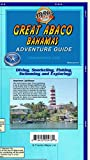 Great Abaco Island Bahamas Adventure & Dive Guide Franko Maps Waterproof Map