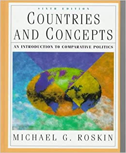 Book Countries and Concepts: Introduction to Comparative Politics
