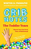 Crib Notes: The Toddler Years: Reports from the front lines of motherhood (Crib Notes Collection Book 1)