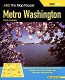 Metro Washington, DC Street Atlas, , 0875308619