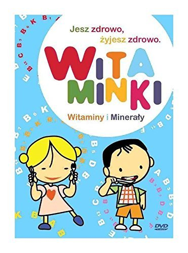 Witaminki   Witaminy I Mineral Y  Dvd   No English Version