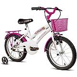 Bicicleta Infantil Verden Breeze - Aro 16 com cestinha e bagageiro