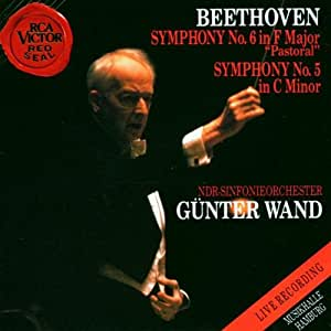 Beethoven: Symphonies, Nos. 5 & 6