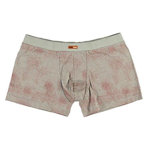 emilio adani Herren Boxershorts, 23912, Rot
