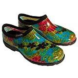 Sloggers Women's Waterproof Comfort Shoes Midsummer Blue 9