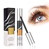 Eyelash Growth Serum,Natural Brow Lash Enhancer(5ML),Nourish Damaged Lashes and Boost Rapid Growth Lash and Brow Thick Looking Lashes and Eyebrows