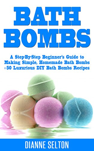BATH BOMBS Step Step Beginners ebook product image