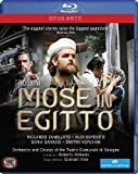 Mose in Egitto [Blu-ray] [Import]