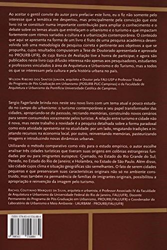A Construção da Imagem em Cidades Turísticas: Amazon.es: Sérgio Moraes Rego Fagerlande: Libros