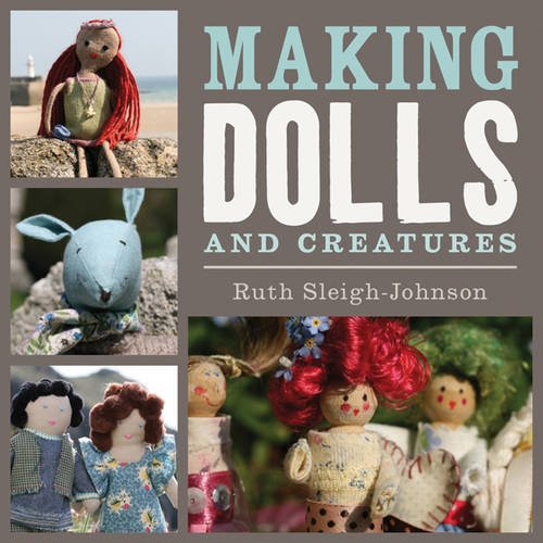 making dolls and creatures - 1