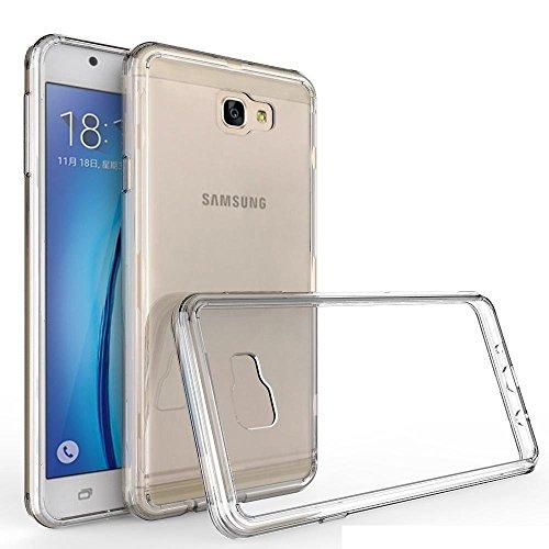 ZOFEEL Funda para Samsung J7 Prime/Galaxy On7 2016 Ligera como el Aire, Carcasa Protectora Resistente a los arañazos de TPU...