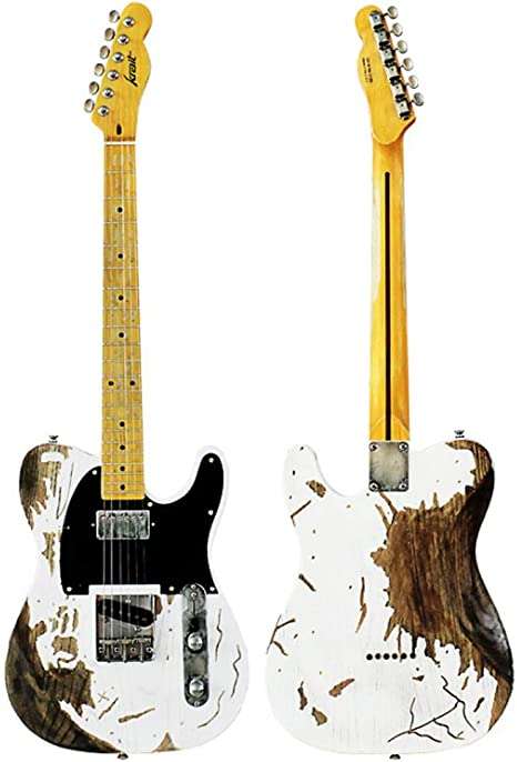 Boll-ATur 21 trastes Guitarras eléctricas Guitarra baja vintage ...