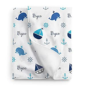 51W2IvvwjoL._SS300_ Nautical Crib Bedding & Beach Crib Bedding Sets
