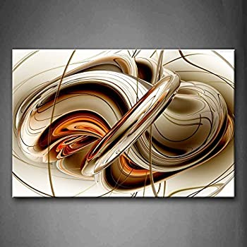 Amazon.com: Canvas Print Wall Art Painting For Home Decor Abstract ...