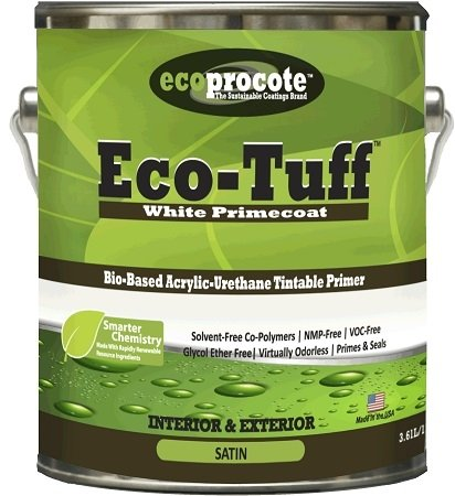 Eco-Tuff ET-7007 White Tintable Primecoat, 1 Gal