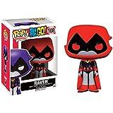 Funko - Figurine Teen Titans Go ! - Red Raven Exclusive Pop 10cm - 0849803095093
