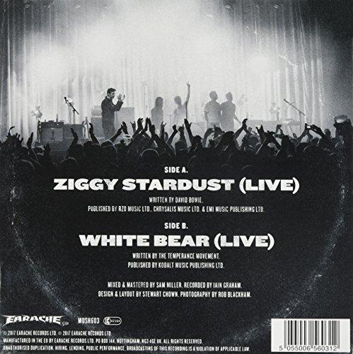 The Temperance Movement - Ziggy Stardust / White Bear [No USA] (45 RPM, Italy - Import)
